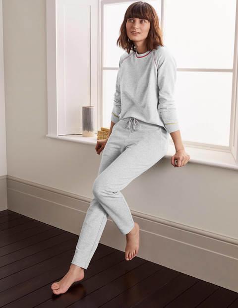 Nadia Sweatshirt - Grey Marl