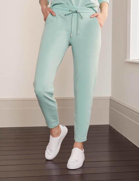 Ava Jersey-Jogginghose - Eiszapfengrün