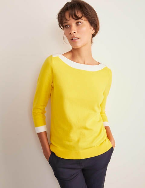Gloucester Cotton Jumper