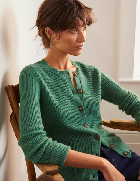 Rosslyn Flauschiger Cardigan
