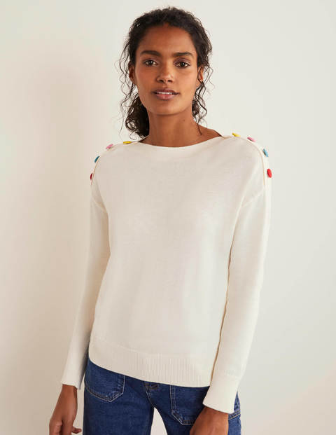 Allendale Button Jumper