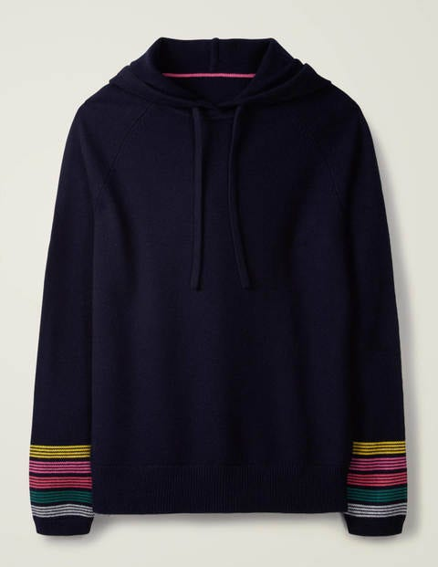Morton Knitted Hoodie