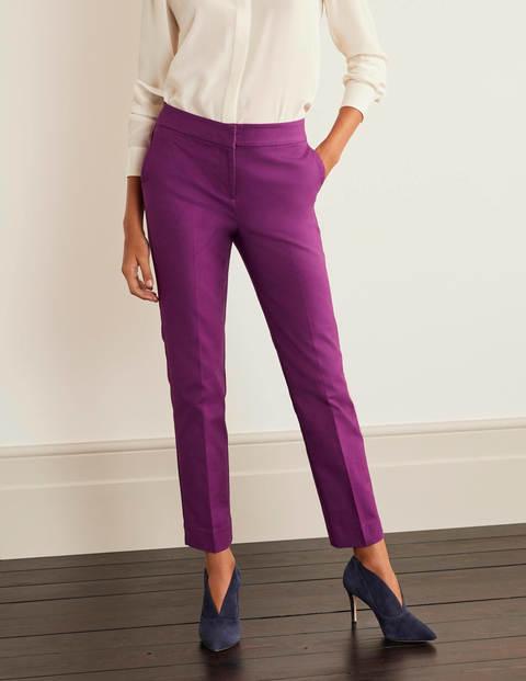 Richmond 7/8 Pants - Jewel Purple