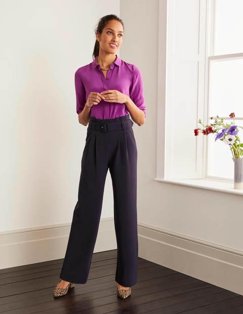 Pantalon large Powis