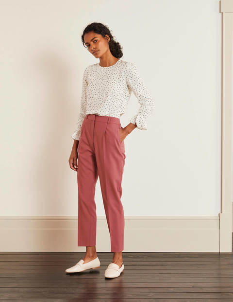Bridport Straight Leg Pants