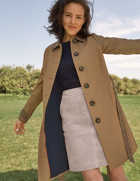 Mark Trench Coat