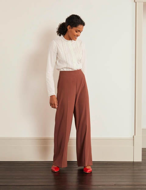 Kintore Wide Leg Trousers