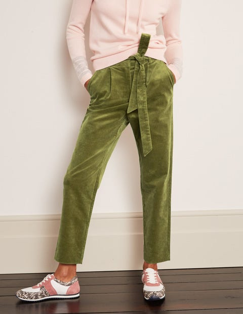 Chiswick Cord Trousers - Oregano