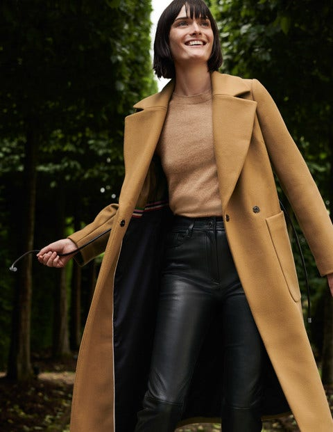 Edale Belted Coat