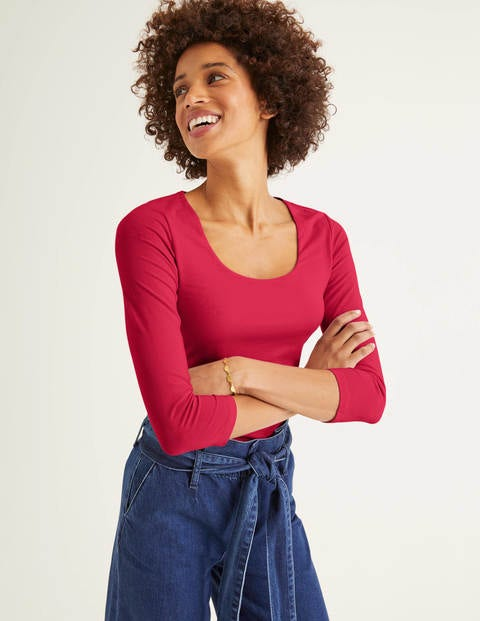 Double Layer Front Top - Summer Berry