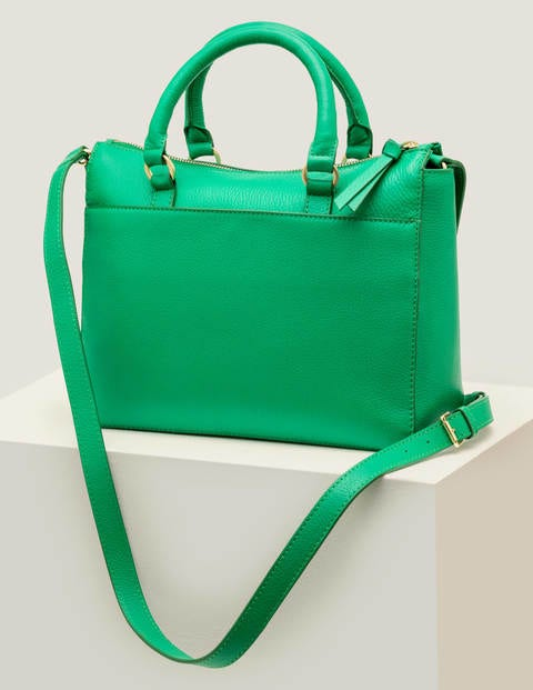 Viola Multiway Bag - Rich Emerald