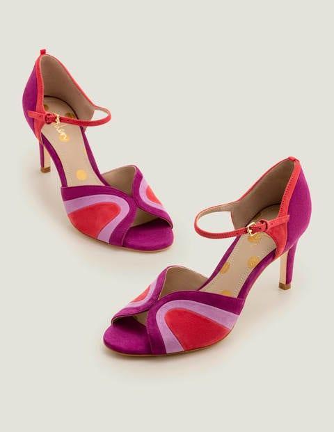 Chaussures à talons Eugenie - Bijou multi