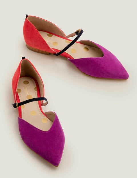 Maisy Pointed Flats