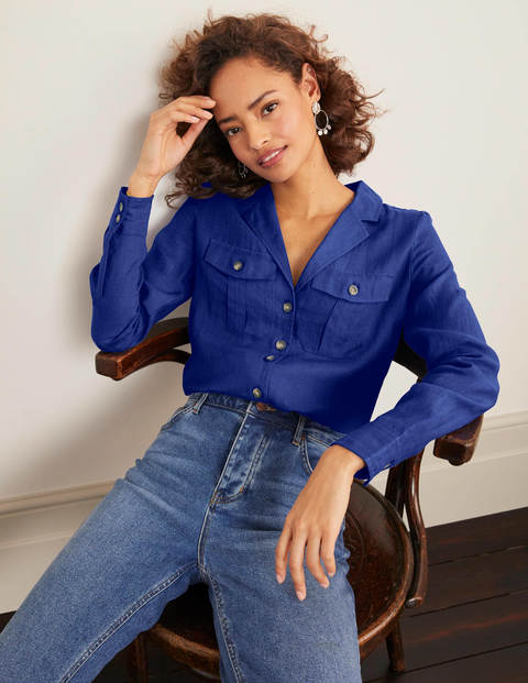 Letitia Linen Shirt
