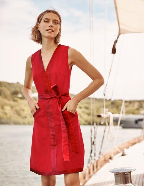 Josie Belted Dress
