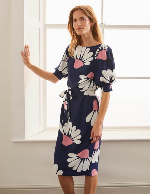 boden - Olwen Kleid Blue Damen , Blue