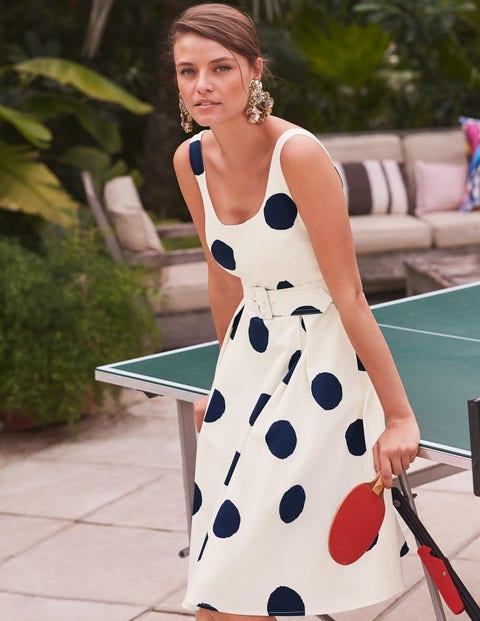 Winifred Dress - Ivory, Brand Spot