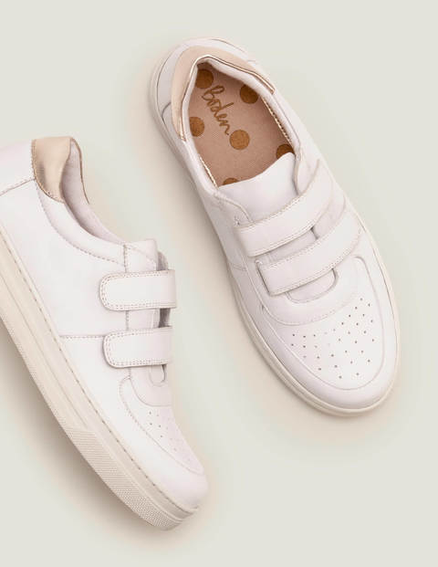 Nell Sneakers - White