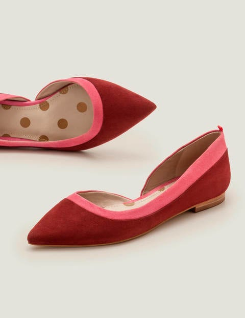 Sophia Pointed Flats