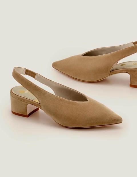 Lena Slingback Heels