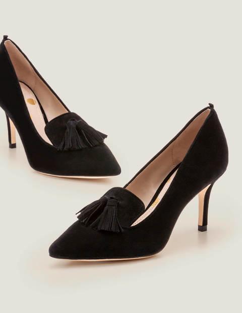 Leah Mid Heels - Black