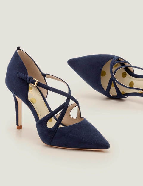Rosemary Pumps Navy Damen Boden, Navy
