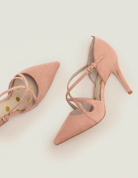 Rosemary Pumps - Cremerosa