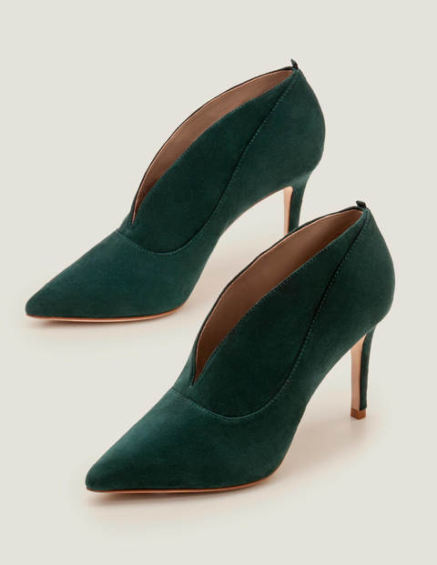 Shrewsbury Shoe Boots - Woodland Green