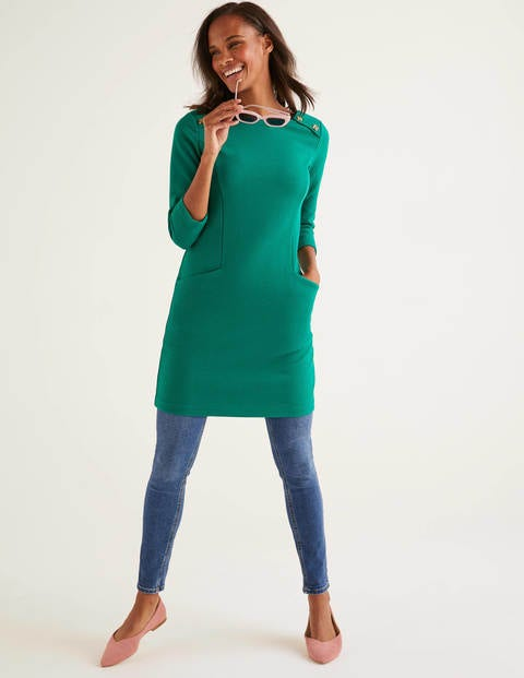 Isabel Ottoman Tunic - Forest