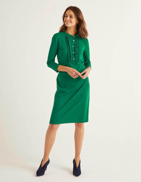 Florence Ponte Shift Dress