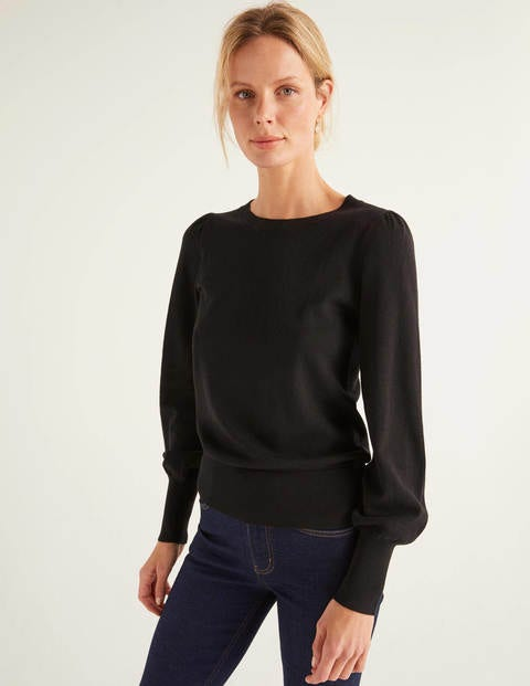 Antonia Jumper - Black