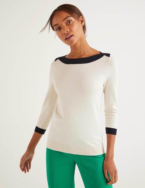 Gloucester Sweater - Ivory