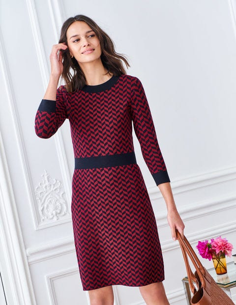 Phoebe Knitted Dress