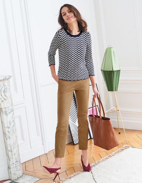 Powis Pointelle Sweater