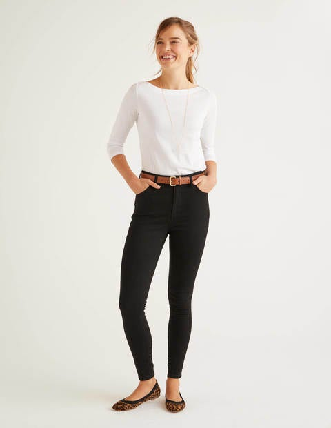 Super Skinny Jeans - Black