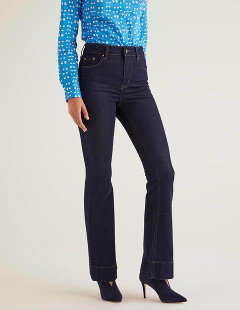 Flare Jeans Indigo Boden Us