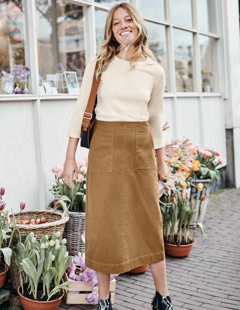 Dalloway Midi Skirt