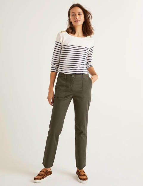 Salcombe Cargo Pants