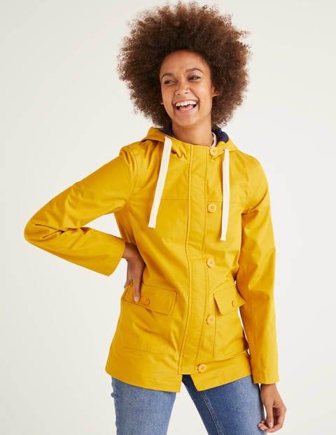Lawrence Waterproof Jacket - Tuscan Sun