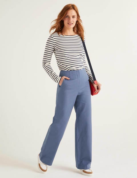 Greenwich Wide Leg Pants