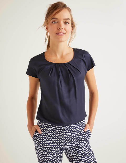 Ravello Top - Navy