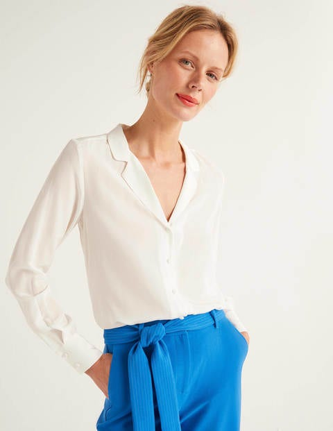 Tabitha Silk Shirt