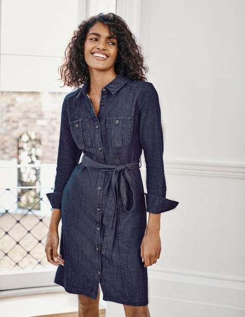 Holly Denim Dress