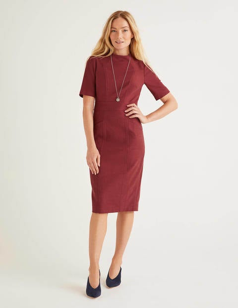 Louise Textured Dress