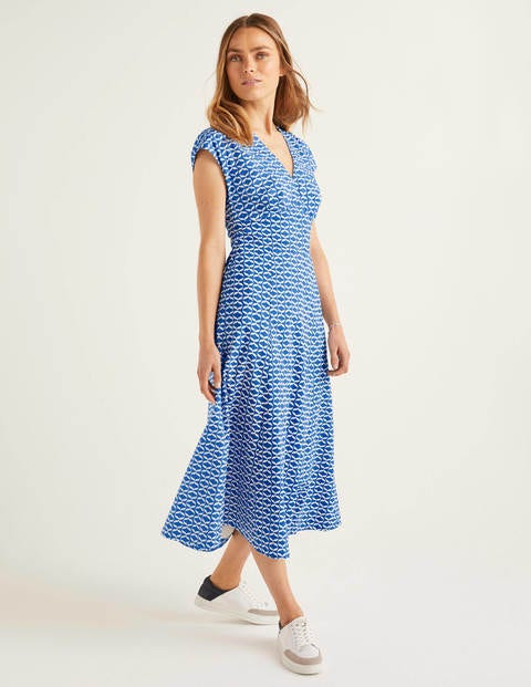 Natasha Cotton Dress