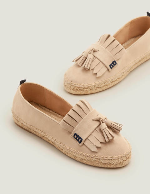 brand new on feet at free shipping Heidi Espadrilles - Oatmeal | Boden UK