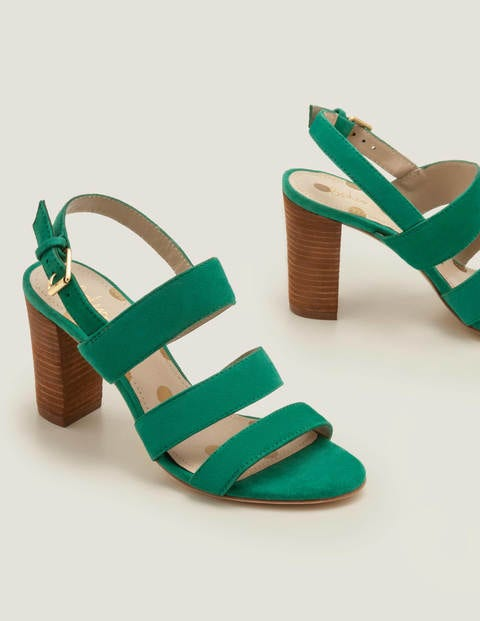Samantha Heeled Sandals