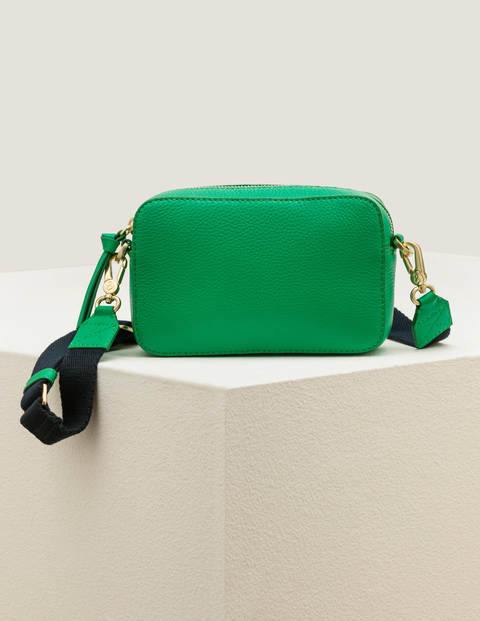 Valeria Crossbody Bag - Rich Emerald