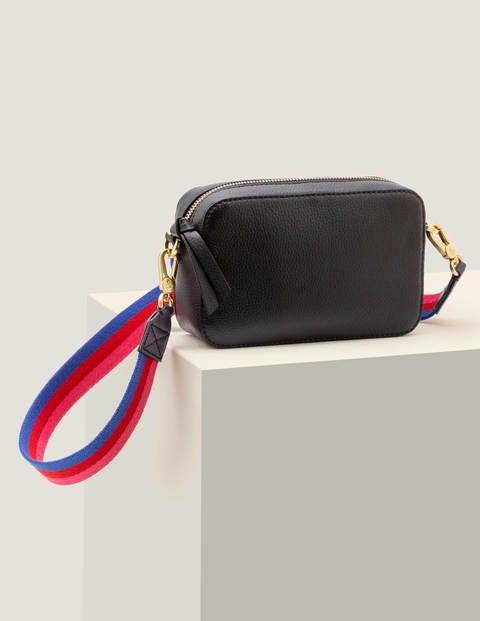Valeria Crossbody Bag - Navy
