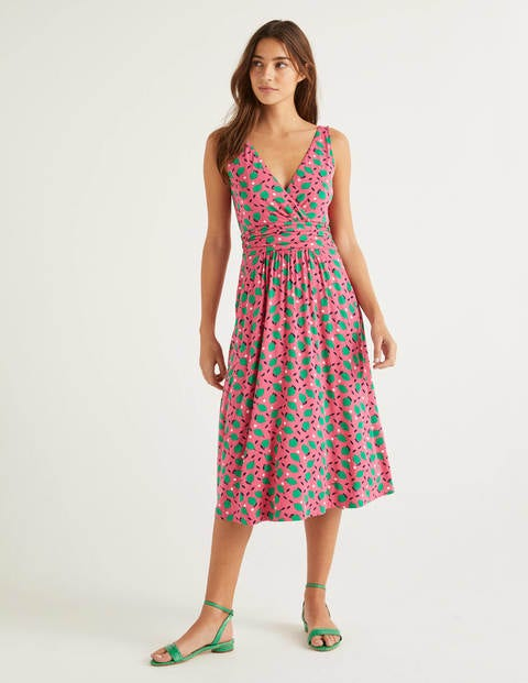 Effie Jersey Dress